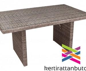 Kerti asztal-140X82cm