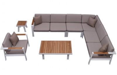 Nofi 7 személyes luxus kerti bútor-Higold