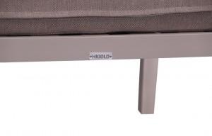 Emoti 5 személyes alumínium kerti bútor-Higold