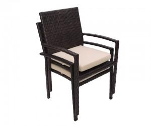 Rakásolható kerti szék