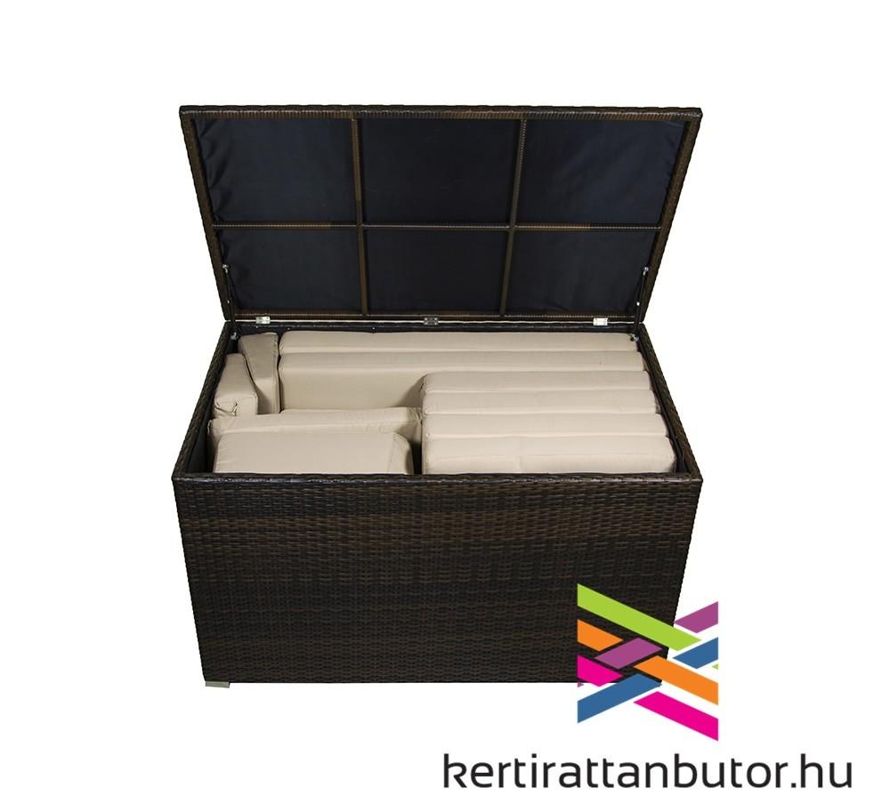 Párna tároló láda · Rattan kerti bútor · Kerti rattan bútor cbb09f2ccf